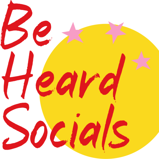Be Heard Socials